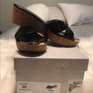 Jimmy Choo Panna Wedges